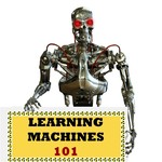 logo: Learning Machines 101